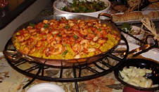 A beautiful Paella