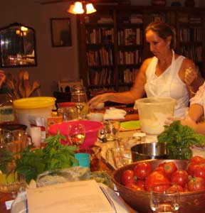 Heritage Recipe Cookery cooking classes